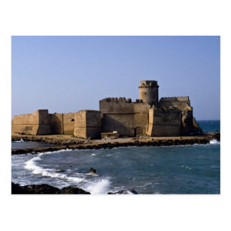 Aragonese Castle, Calabria, Italy Post Cards
