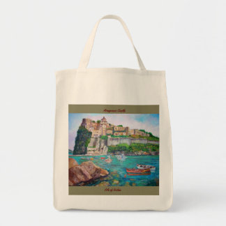 Aragonese Castle, Grocery Tote