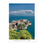 Aragonese Castle - Italy Post Cards