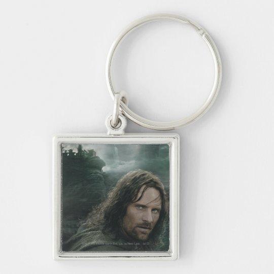 Aragorn and Ringwraiths Keychain