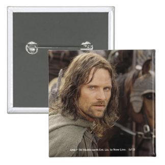Aragorn con el caballo