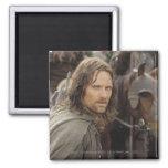Aragorn con el caballo imanes