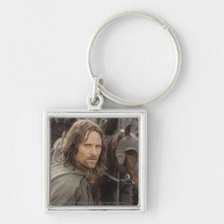 Aragorn con el caballo llaveros personalizados