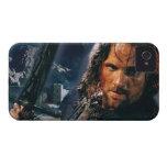 Aragorn con el ejército Case-Mate iPhone 4 coberturas