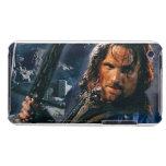 Aragorn con el ejército iPod Case-Mate funda