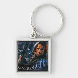 Aragorn con el ejército llaveros