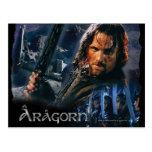 Aragorn con el ejército postal