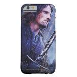 Aragorn con sangre funda de iPhone 6 barely there