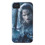 Aragorn contra Orcs Case-Mate iPhone 4 Carcasas