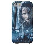 Aragorn contra Orcs Funda Para iPhone 6 Tough