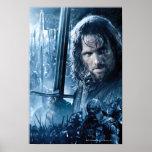 Aragorn contra Orcs Impresiones
