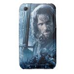 Aragorn contra Orcs iPhone 3 Funda