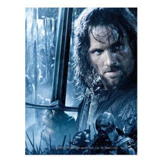 Aragorn contra Orcs Postales