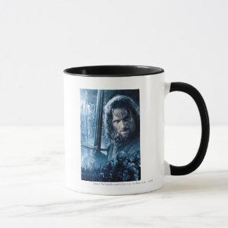 Aragorn contra Orcs Taza