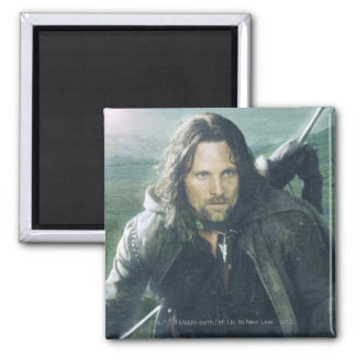 Aragorn intenso imán cuadrado