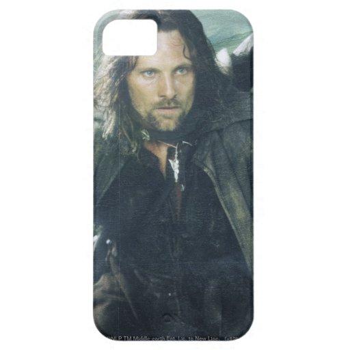 Aragorn intenso iPhone 5 fundas