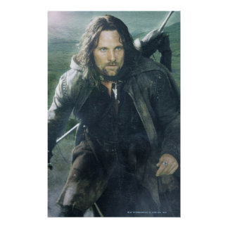 Aragorn intenso posters