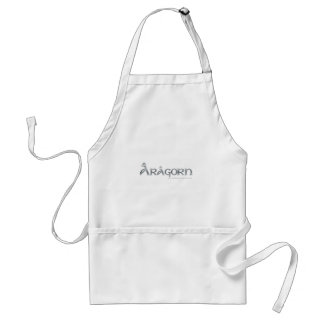 Aragorn logo apron