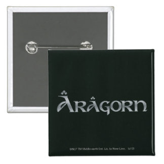 Aragorn logo pins