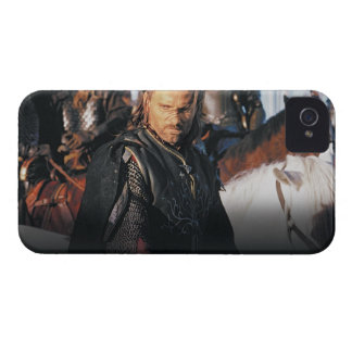 Aragorn on Horseback Case-Mate iPhone 4 Case