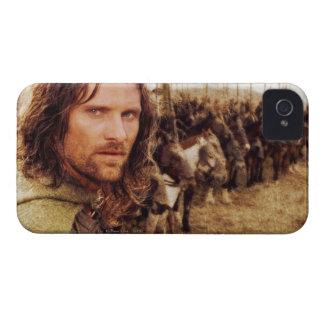 Aragorn Plus Line of Horses iPhone 4 Case