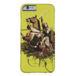 Aragorn Riding a Horse Vector Collage Barely There iPhone 6 Case