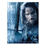 Aragorn Versus Orcs Postcard