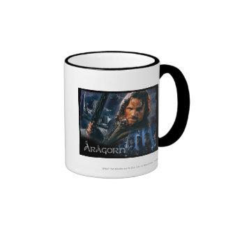 Aragorn With Army Mug