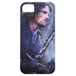 Aragorn with blood iPhone 5 cases