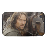 Aragorn with horse iPhone 3 tough case