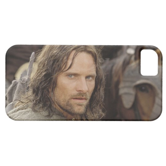 Aragorn with horse iPhone SE/5/5s case