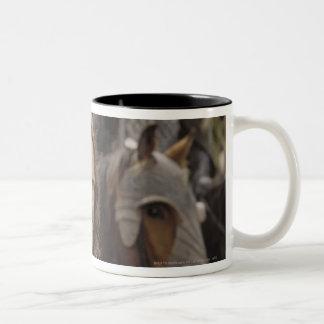 Aragorn with horse mugs
