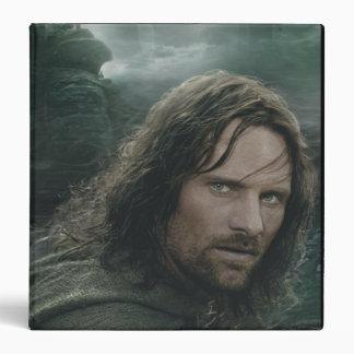 Aragorn y Ringwraiths