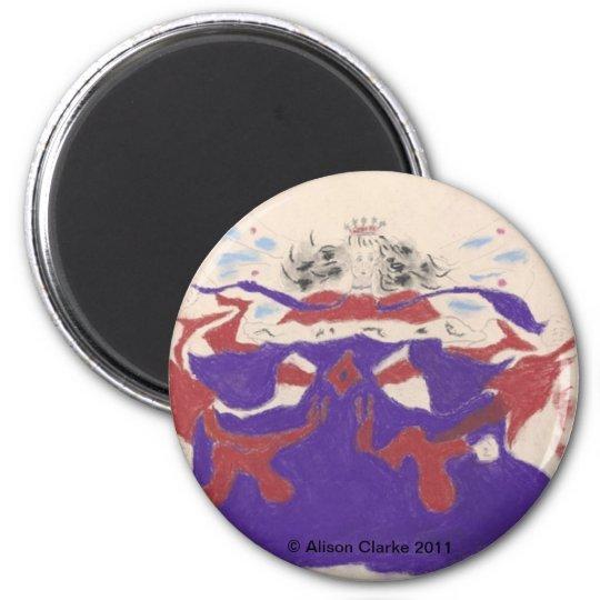 Araignia Magnet