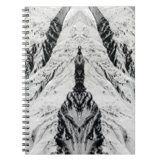 Aram in Winter Notebook