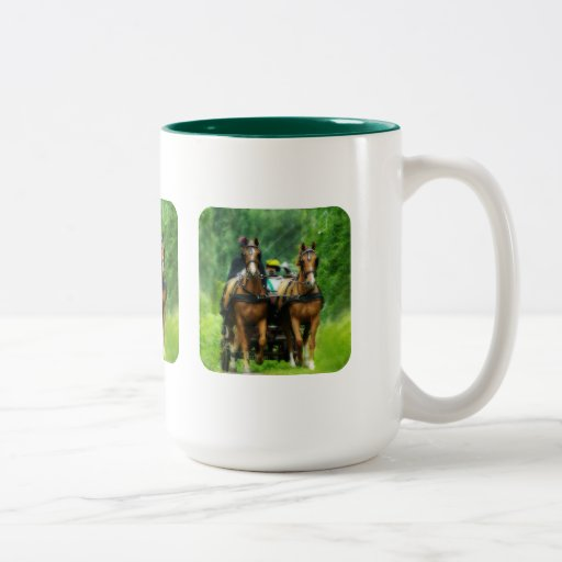 Aramis and Porthos Coffee Mug