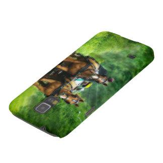 Aramis y Porthos Funda Galaxy S5