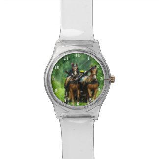 Aramis y Porthos Relojes