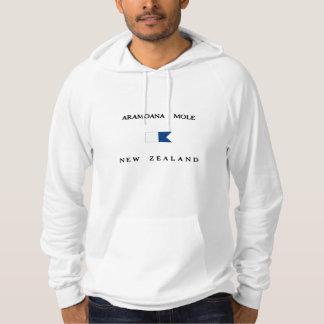 Aramoana Mole New Zealand Alpha Dive Flag Hoody