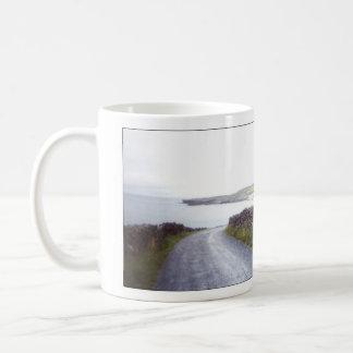 Aran Islands Classic White Coffee Mug