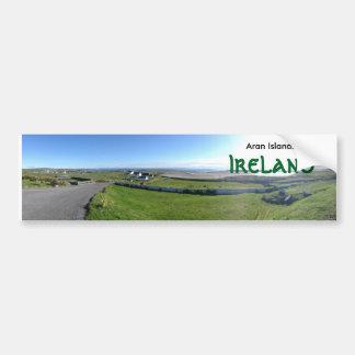 Aran Islands Ireland Bumper Sticker