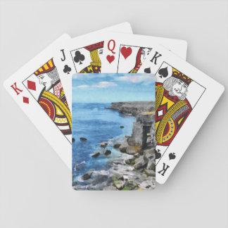 Aran Islands Playing Cards