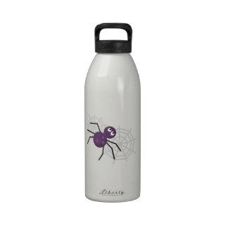 Araña Botella De Beber