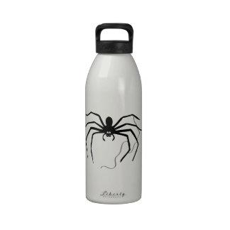 Araña Botellas De Beber