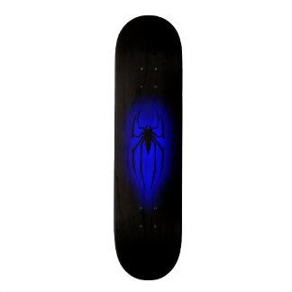 "Araña - azul patineta 8 1/2"""