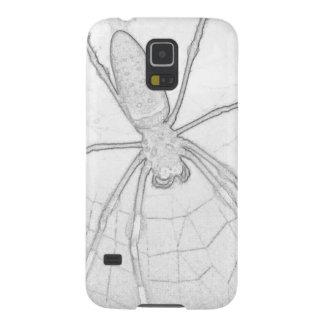 Araña de Etchy Carcasas Para Galaxy S5