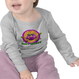 Araña de GiggleBellies Incy WIncy Camiseta