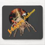 Araña de Halloween Alfombrilla De Ratones