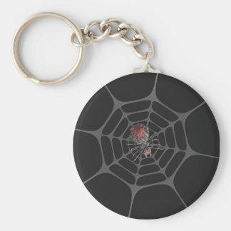 Araña de Halloween - llavero