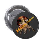 Araña de Halloween Pin
